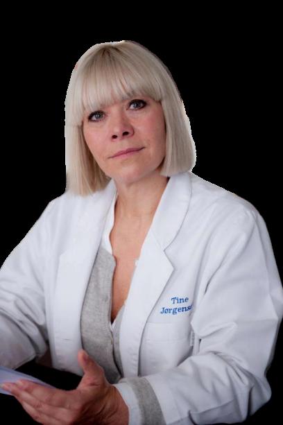 Dr Tine jorgensen