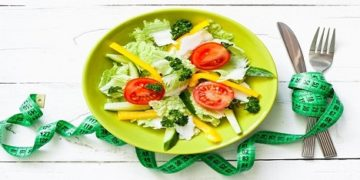 CONSTANT STRESS? TAKE A LOOK AT YOUR DIET